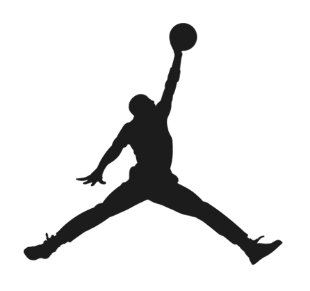 Isotipo de Nike para Michael Jordan