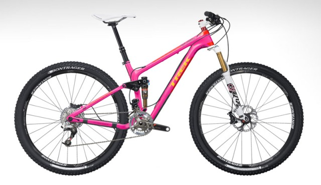 Bicicleta Trek personalizada
