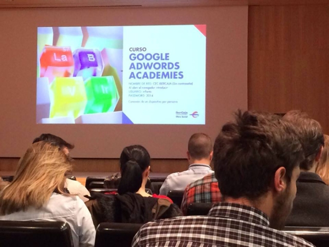 Aula de Google Academies en Zaragoza